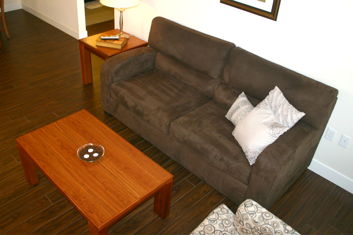Standard Couch Furniture   Furnished Corporate Housing St Charles