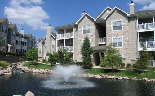 Whispering Hills - Maryland Heights, Missouri (photo provided by property)