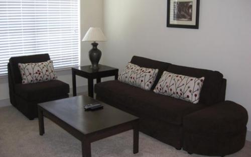 furnished temporary apartments st louis