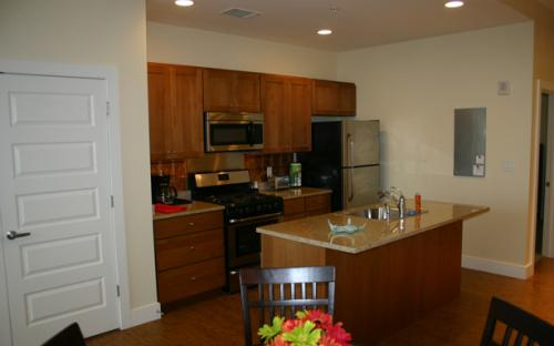 modern furnished apartments st. louis