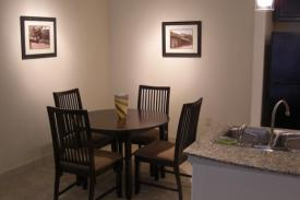 luxury extended stay apartments west county