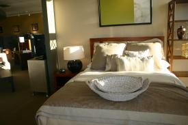 Premium Furniture Bedroom Configuration - St. Louis Corporate Housing Add ons