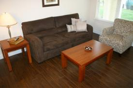 Standard - Living area - st charles luxury furnished apartments