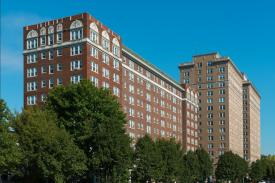 Central West End Apartments - Street View St. Louis Corporate Housing (photo provided)