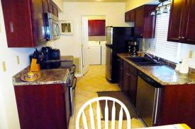 St. Louis Corporate Housing - 2 br - Kitchen, Morningside, Rolla, MO